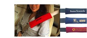 "Auto Accessories - Promos4sale.com - Promotional Products, Promotional Items - Seat belt strap sleeve  - Comf-O-Sleeveâ""¢"