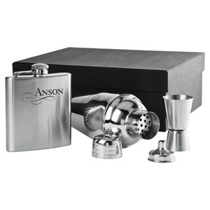 Gifts Ideas - Promos4sale.com - Promotional Products, Promotional Items - Stainless Steel Cocktail Set